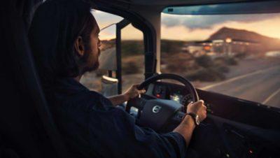 Større komfort for chaufføren