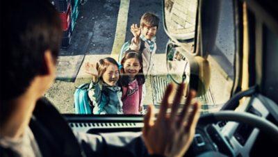 Driver wave children safety Driver Challenge