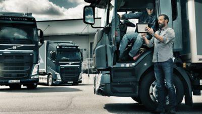 Servicios Volvo Trucks