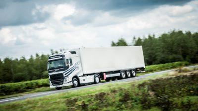 Volvo FH - Dynafleet