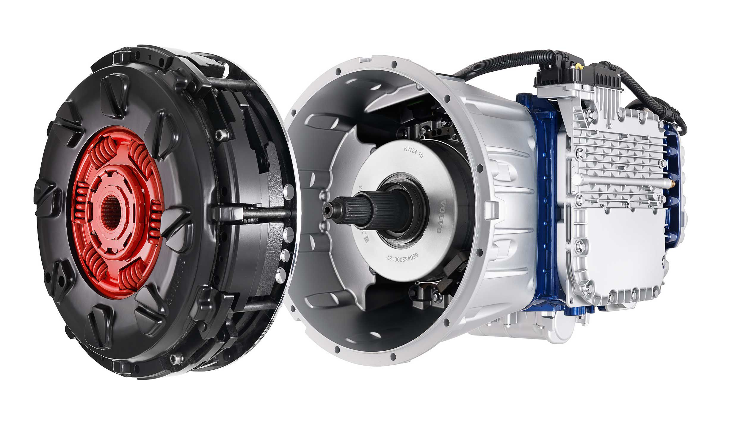 Efficient driving and fantastic driving comfort with I-Shift Dual Clutch