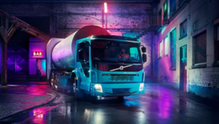 Volvo FE Electric. Compact but capacious