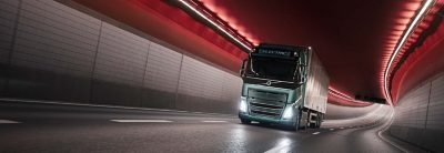 Volvo FH Electric. From city to city in comfort