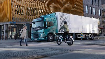 Volvo FM Electric - Flessibilità nelle operazioni regionali