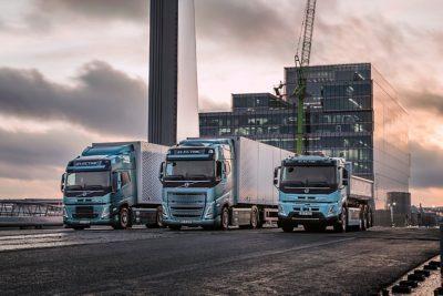 Feiten over de elektrische range van Volvo Trucks