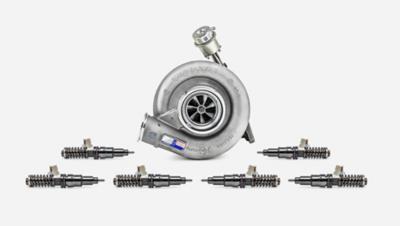 Volvo Trucks Resumen de reparación del motor Kit extra