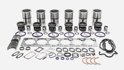 Kit de reparación del motor: motor inferior