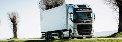 Volvo trucks global about us environment trees truck