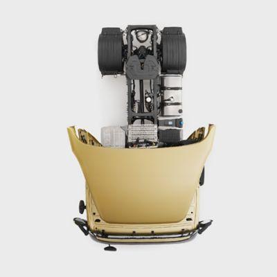 Diseño del chasis