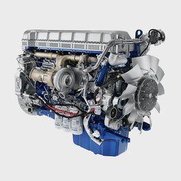 Volvo FM: motores diésel de Volvo