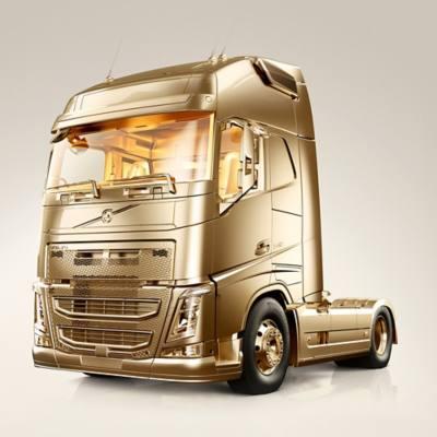 Contrato de mantenimiento Gold de Volvo