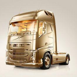 Volvo FM: obtenga una 100% de disponibilidad con el Contrato Volvo Gold
