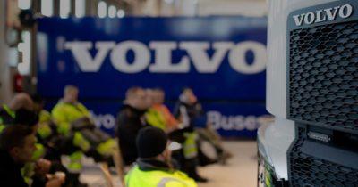 Volvon avoimet direktiivikoulutukset