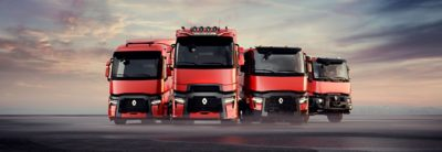 Renault Trucks uusi TCK-mallisto