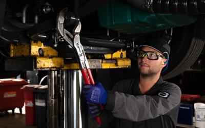 Aito Volvo huolto