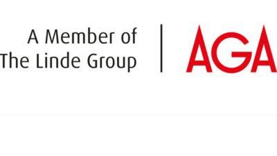 Kaasumyynti ja AGA noutopistepalvelut HF-Autohuollossa