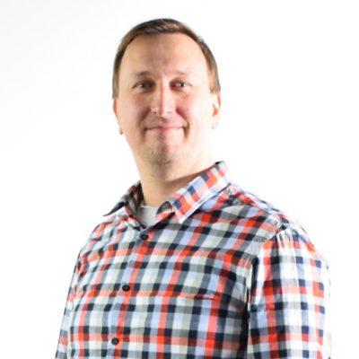 Kuorma-automyyjä Sami Saari