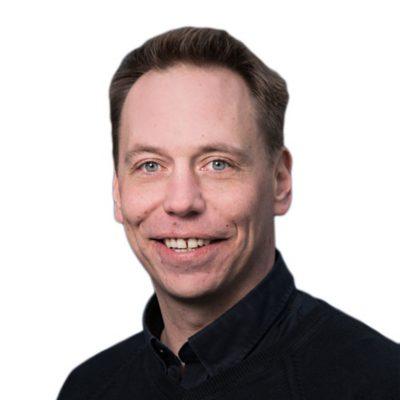 Huoltopäällikkö Jani Rajamäki