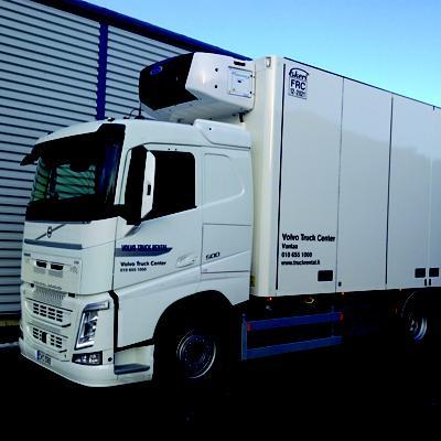 Volvo FH kaukoliikenteeseen