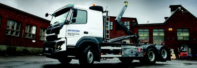 Volvo Truck Rental