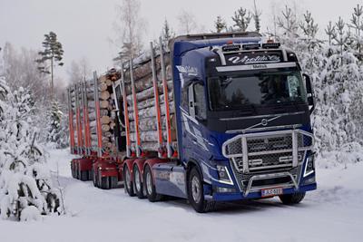 Kuljetusliike Vuotila, Mynämäki