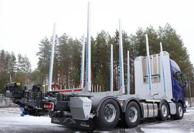Pertti Kananen Volvo FH16