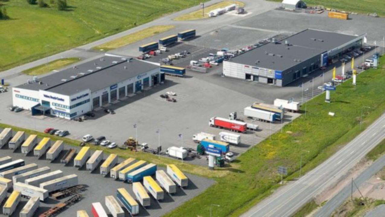 Volvo Truck Center Forssa