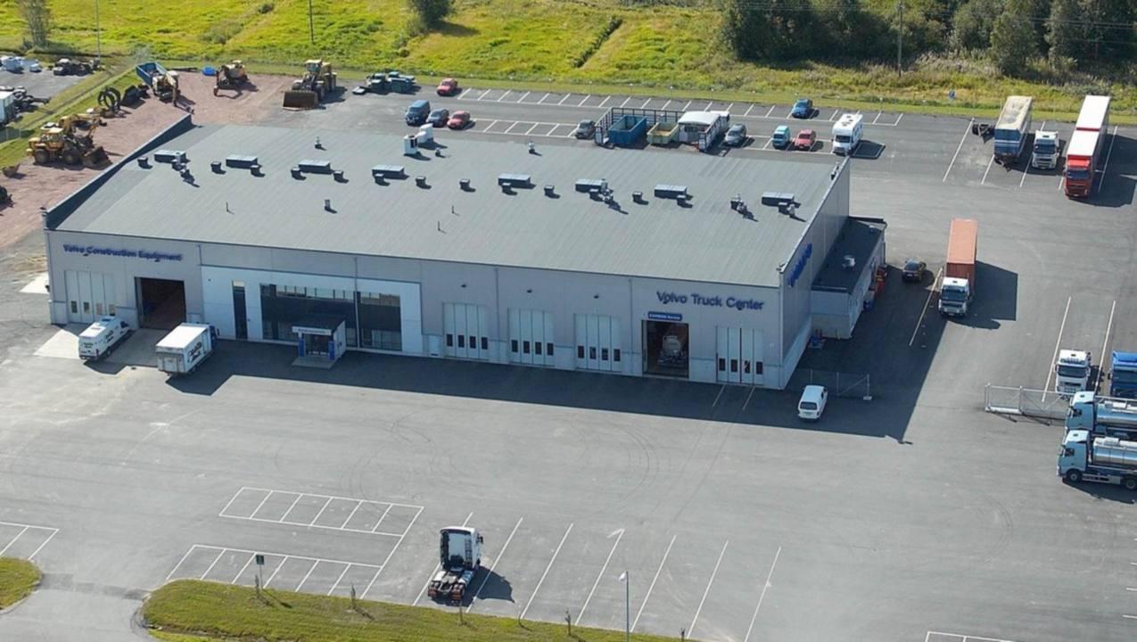 Volvo Truck Center Pori