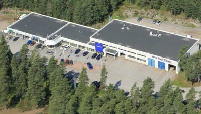 Volvo Truck Center Raasepori