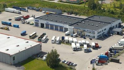 Volvo Truck Center Tampere