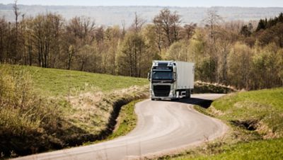 Volvo FH finance countryside