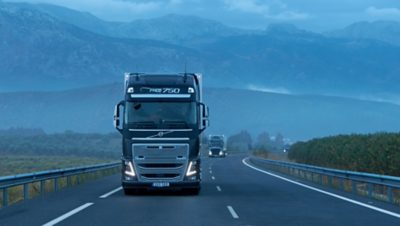 Volvo FH 16 finance on road