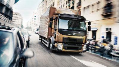 Volvo FL finance in city
