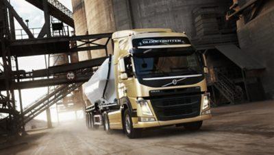 Los camiones con cinco ejes son adecuados para las aplicaciones pesadas y las cargas útiles mayores