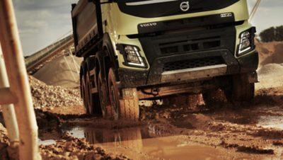 Volvo FMX fuel efficiency I shift