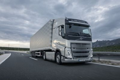 Компания Girteka Logistics приобретает 2000 грузовых автомобилей Volvo