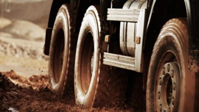 Volvo FH protected brakes
