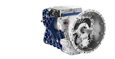 Volvo FM I-shift crawler gears hero studio