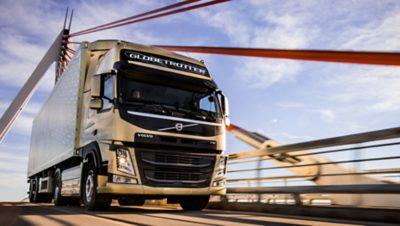 Volvo FM con estabilidad de conducción mejorada