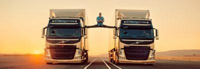 Volvo FM y epic split