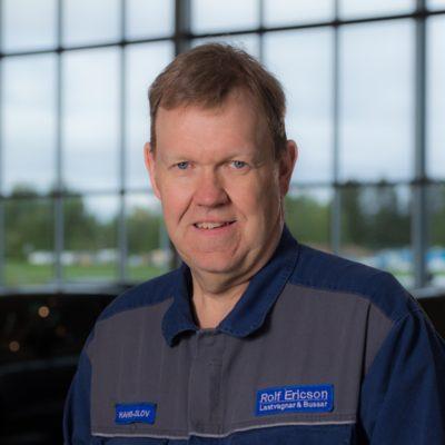 Hans-Olof Palander