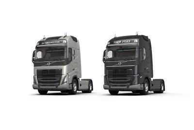 Den forstærkede front har et robust design, der beskytter din lastbil mod ridser og buler.