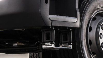 Volvo FH heavy duty bumper entry step