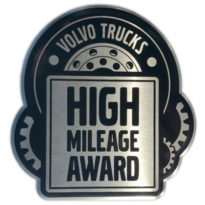 High Mileage Award