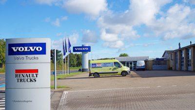 Volvo Truck Center Holstebro