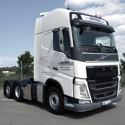 Volvo FH440/460 3-axlig dragbil