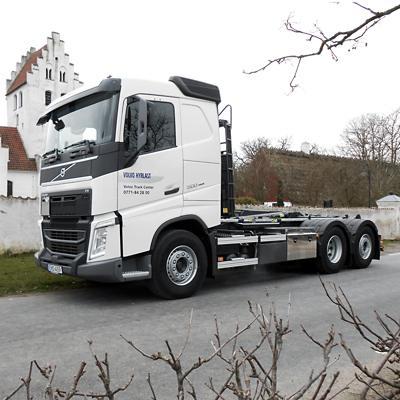Volvo FH 6x2 Lastväxlare med drag (VBG)