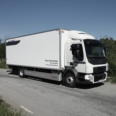 Volvo FL 4x2 skåp med baklyft