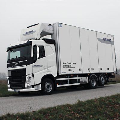 Volvo FH 6x2 Skåp med frys och baklyft