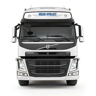 Volvo FM 6x2 skåp med frys, baklyft och drag (VBG)
